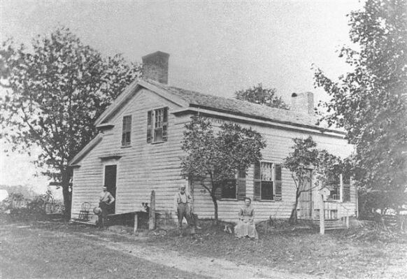 Charles Sackett Home
