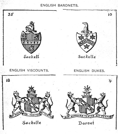 Family Record Crests