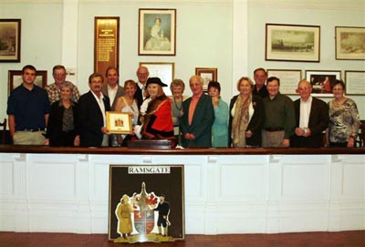 Ramsgate Council Chamber picture